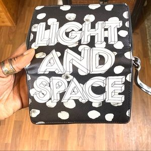 Marc by Marc Jacobs Light and Space Wingman wallet